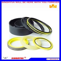 JCB excavator spare parts hydraulic cylinder JCB pump seal kit