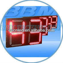 800MM LED digital RED countdown timer