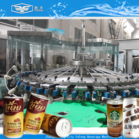 CE ISO SGS highly standard coffee can filling plant