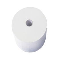 Mini core private label specifications purple toilet paper