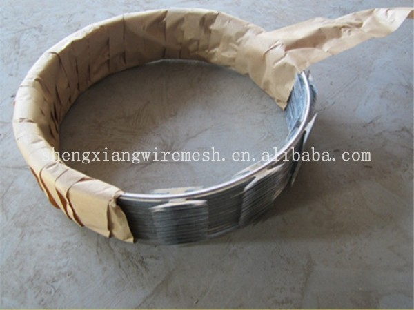 BTO&CBT low price galvanized concertina razor barbed wire.razor barbed wire,razor wire