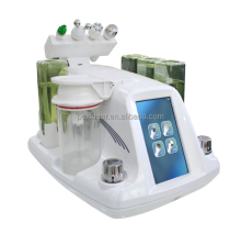 multi-function device aqua peel& RF& Ultrasound& ION for skin moisturizing