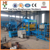 QT5-15 hydraulic pressure fully automatic block making machine in japan for hollow blocks and pavers