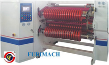 Slit cutting machine for BOPP,PET,CPP,CPE,PVC,PE,Aluminum foil laminated with film