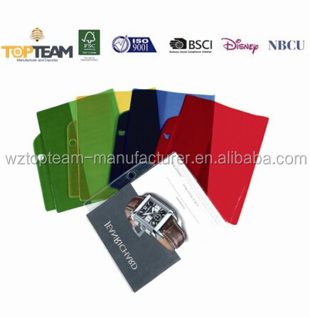 Tinted solid transparent book cover with removable strip