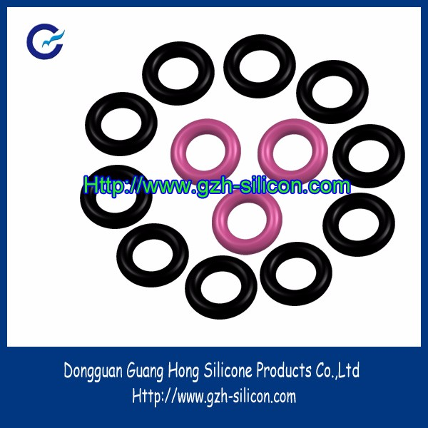 solar water heater silicon ring fashion colored rubber o ring