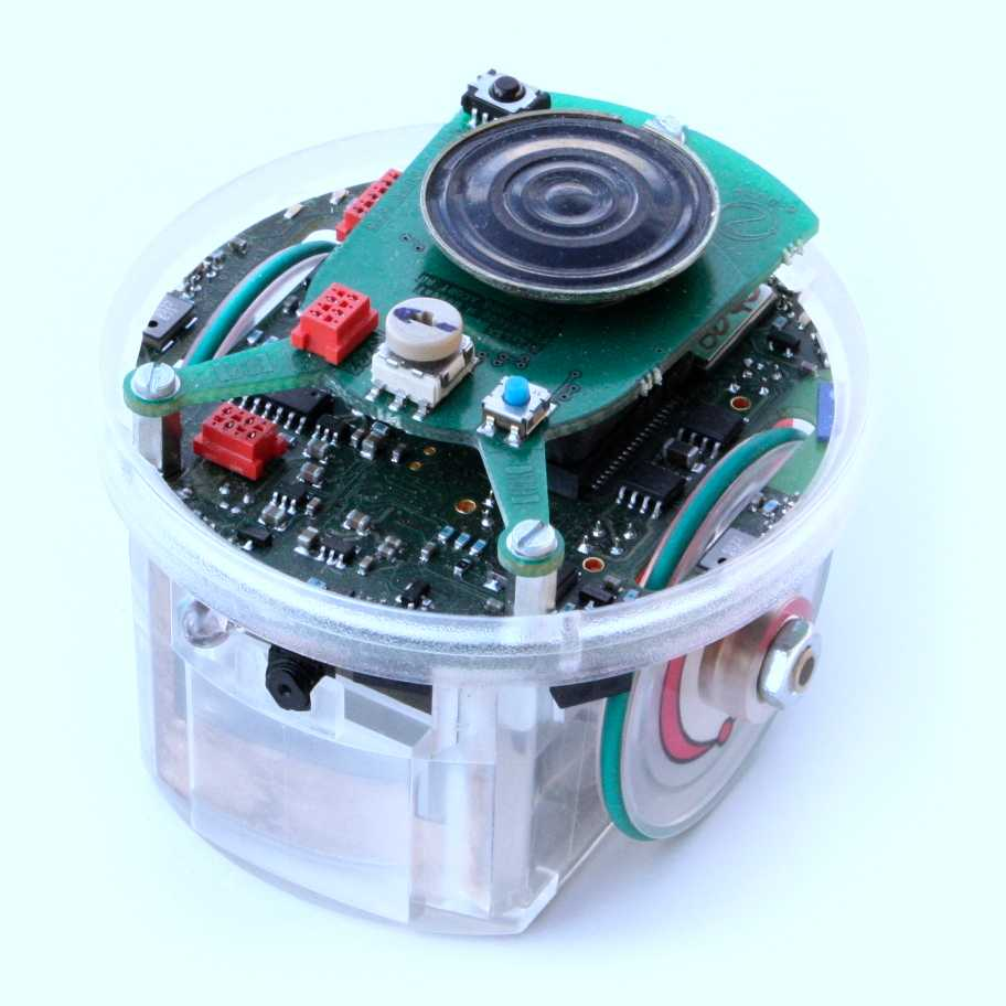 E-PUCK Mobile Robot