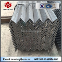 Hot rolled galvanized steel angle bar/customized flexible wall angle,structural mild steel angle weight ODM&OEM