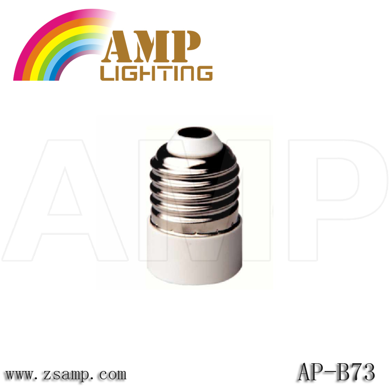 E26 to E14 led light accessories E26 lamp socket E14 lamp socket