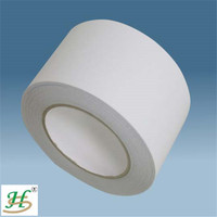 Cost Effective Non Woven Tissue Paper Tape Or Non Woven Tape For Leather, Furniture, Foam & Plastic Permanent Adhesion.
