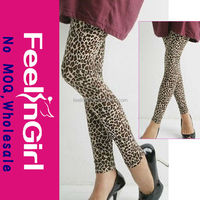 Wholesale cheap super girl sex leopard girl leggings pictures