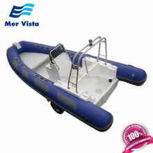 China hot Rib 520C Sport Prices Inflatable Zodiac Boat For Sale