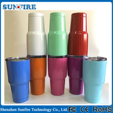 Wholesale stainless steel vacuum tumbler 30 oz color