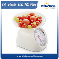 Wholesale Cheap Mechanical Counter Dial Kitchen 1 Kg Household Weighing Scale