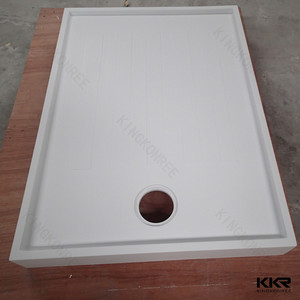 Deep shower tray 70x70 cultured marble shower bases