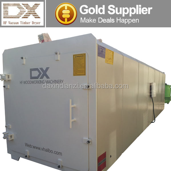 DAXIN vacuum wood dryer Kiln