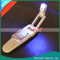 Buy Flexible Gooseneck Rechargeable LED Book Light With Clip For ...