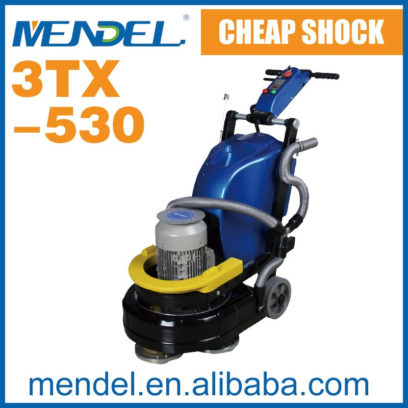 Mendel 3TX-530 Marble Floor Polisher Three Phase Concrete Grinding Machine Electric Terrazzo Floor Polishing Machine