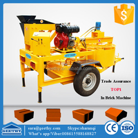 M7MI Super hydraform china clay brick making machine/block equipment for small business at home