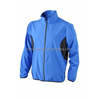 Light Men's running jacket