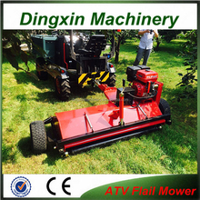China Manufacturer supplier CE approved ATV120 flail mower with self engine
