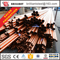 Trade Assurance ac copper pipe for air condition price per meter in india