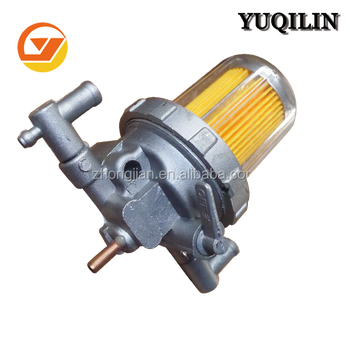 Yuqilin FJ brand diesel engine spare parts JD330 fuel filter manufacturer