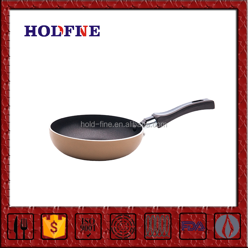 Hot Selling Modern Kitchen vegetable oil coating cast iron steak frying pan