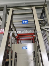 Vertical Lift Automatic Plating Production Line for Gold Plating