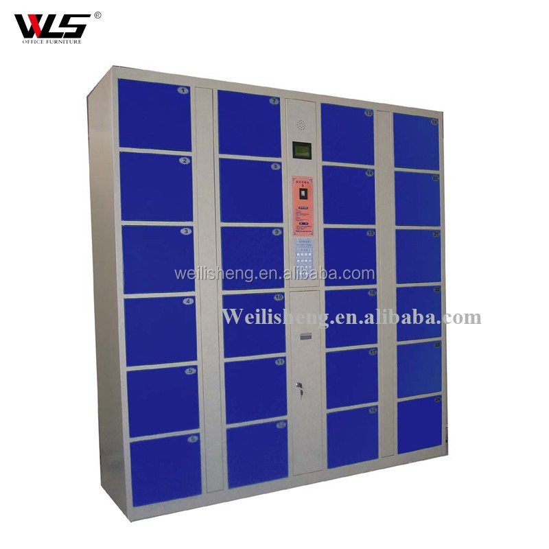 China door lock safe electronic automatic locker for supermarket