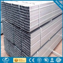 Zinc Coated Thickness on average 210g/sqm stainless steel tube made in china
