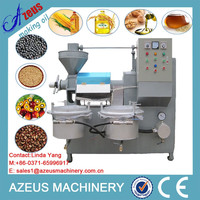 Factory produce good quality best price corn oil making machine with oil filter