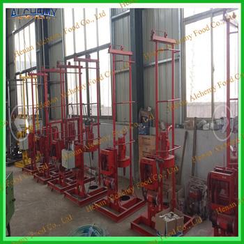 small drilling machine