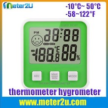 Factory offer indoor thermometer & hygrometer