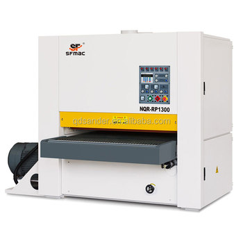 NQR-RP1300 heavy calibrating sander prices for plywood machinery