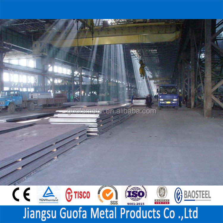 ASTM A36 Carbon Steel Plates /Steel Sheets For Bridge, Construction, and General Structural