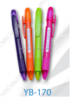 Hot sale and cheap promotional plastic 6 message windows pen