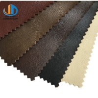 imitation cowhide Breath microfiber materials design popular use pu leather for sofa upper living room decoration