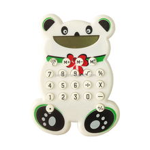 Cartoon calculator promotional gift calculator cute children gift calculator