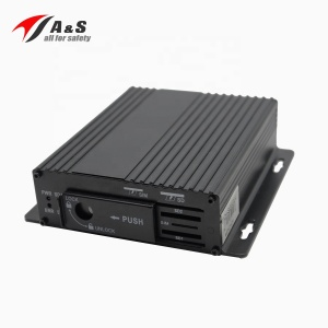 Full HD 720P 4-channel Multi Camera Car Blackbox DVR