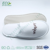 Natural and Organic luxury lovely nude kids indoor slippers slippers is hotel slipper