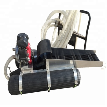 Competitive price gold separator portable gold dredge