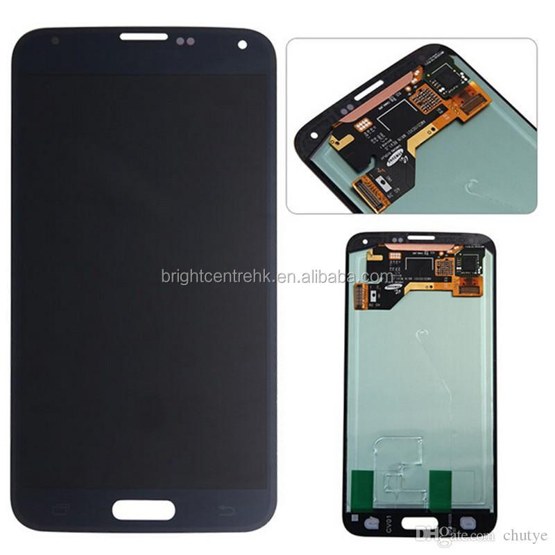 "Customised Brand name 3"" Durable internal Large size mobile phone Touch Screen replacement Digitizer for Samsung S5"
