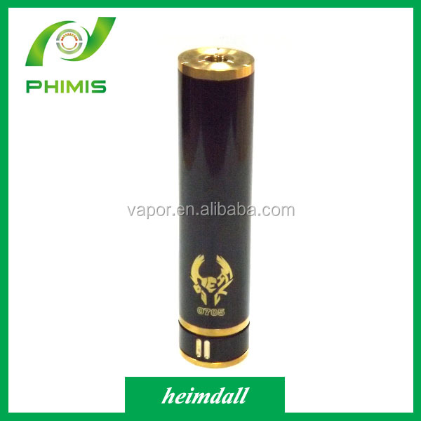 2014 most popular new latest design panzer mods e cig and low price tank heimdall mod
