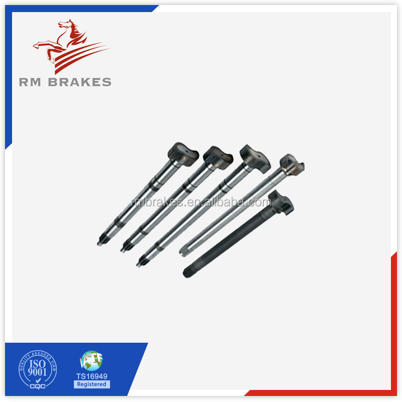 Durable Material Air Brake System S Camshaft Of Semi Trailer Parts For Truck And Trailer