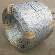 galvanized wire/ gi wire 4mm for wire mesh
