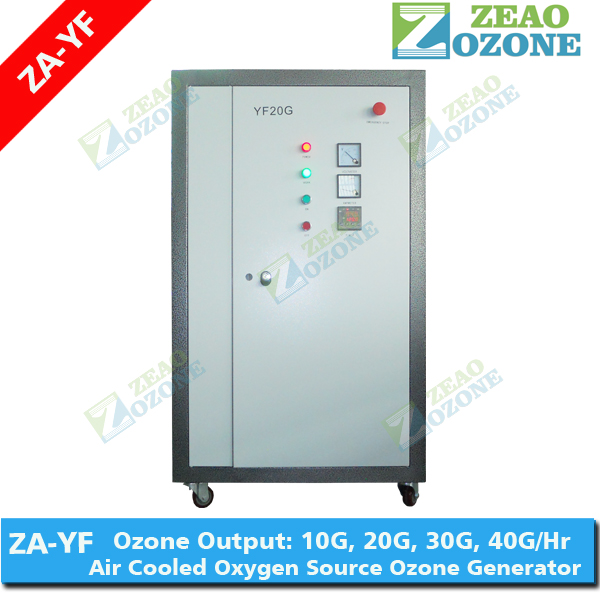 Ozone generator Normal and safe running oxygen source complete ozone machine