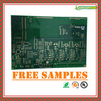 blank 94v0 electrical control panel printed circuit board manufacturer