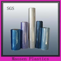 Chinese manufacturer of best price transparent pvc film with high quality