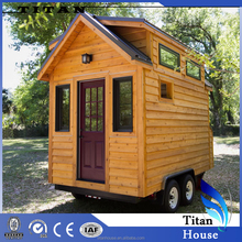 Light Gauge Steel Wood Cabin on Trailer